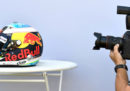 I colori dei caschi della Formula 1