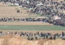 16 morti nelle proteste nella Striscia di Gaza