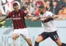 Genoa-Milan in streaming e in diretta TV