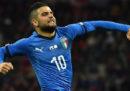 L'amichevole tra Inghilterra e Italia è finita 1-1