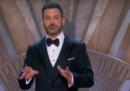 Il monologo di Jimmy Kimmel che ha aperto la cerimonia degli Oscar
