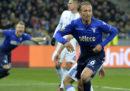 La Lazio ha eliminato la Dinamo Kiev e si è qualificata ai quarti di finale di Europa League