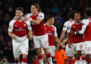 Milan-Arsenal di Europa League in streaming e in diretta TV