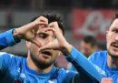 Come vedere Sassuolo-Napoli in streaming o in TV