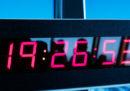 Gli orologi in Europa sono in ritardo di 6 minuti per una disputa sulla corrente elettrica