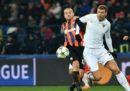 Roma-Shakhtar Donetsk di Champions League in diretta TV e in streaming