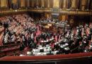 Sono stati eletti i vicepresidenti del Senato