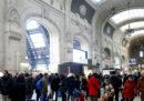 La situazione dei treni di giovedì e i ritardi a causa del maltempo