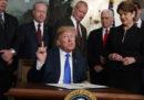 Trump non imporrà dazi sull'acciaio e sull'alluminio provenienti dall'UE