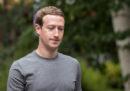 Mark Zuckerberg testimonierà al Congresso americano sullo scandalo Cambridge Analytica