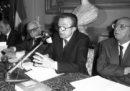 È morto Giovanni Galloni, storico esponente della DC ed ex vicepresidente del CSM