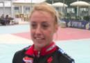 È morta a 33 anni l'ex ciclista professionista Ilaria Rinaldi