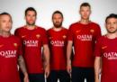 La compagnia aerea Qatar Airways è il nuovo sponsor di maglia della Roma