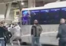 Il lottatore Conor McGregor è stato arrestato a New York per aver aggredito dei suoi colleghi