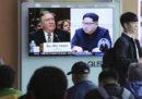 Il direttore della CIA si è incontrato segretamente con Kim Jong-un