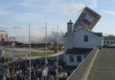 In Danimarca hanno fatto casino con la demolizione di un silo di cemento