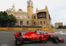 Formula 1: come vedere in streaming o in tv il Gran Premio d'Azerbaijan