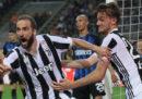 La Juventus ha battuto l'Inter 3-2