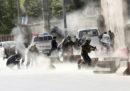 L'ISIS ha rivendicato i due attentati a Kabul di questa mattina, nei quali sono state uccise più di 20 persone
