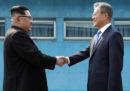 Cosa si sono detti Kim Jong-Un e il presidente sudcoreano