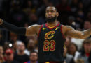 I Cleveland Cavaliers hanno passato il primo turno dei playoff battendo in gara-7 gli Indiana Pacers