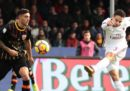 Milan-Benevento in streaming e in diretta TV
