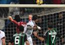 Milan-Sassuolo in streaming e in diretta TV
