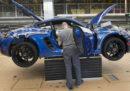 La polizia tedesca ha arrestato un dirigente di Porsche per lo scandalo emissioni, dice Reuters