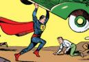Il primo fumetto con Superman