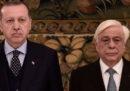 I rapporti tra Grecia e Turchia peggiorano