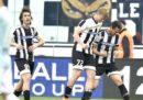 L'Udinese ha giocato in campionato con 11 maglie diverse