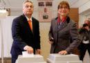 Si vota in Ungheria