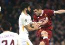 Roma-Liverpool, semifinale di Champions League, in streaming e in diretta TV