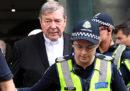 Il cardinale George Pell potrebbe essere giudicato per reati sessuali in due processi separati