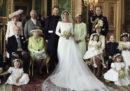 3 foto dall'album di nozze di Meghan Markle