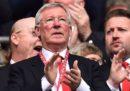 Alex Ferguson è ancora ricoverato in condizioni
