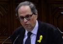 L'ex presidente catalano Carles Puigdemont ha indicato un suo possibile successore