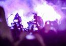 Foto e video del concerto di Liberato a Napoli