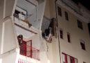 L'esplosione in un appartamento a Crotone