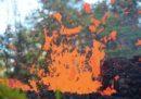 Le foto delle eruzioni alle Hawaii