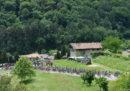 Elia Viviani ha vinto in volata la 17ª tappa del Giro d'Italia, da Riva del Garda a Iseo