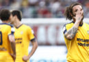 L'Hellas Verona è retrocesso in Serie B