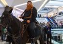 Fingersi terroristi dell'ISIS in un centro commerciale non è mai una buona idea