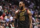 Come è finita la gara-7 dei playoff NBA tra i Cleveland Cavaliers e i Boston Celtics