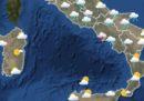 Le previsioni meteo per domani, mercoledì 9 maggio