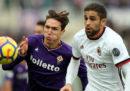 Milan-Fiorentina, dove vederla in streaming e in diretta TV