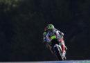 Cal Crutchlow partirà in pole position nel Gran Premio di Spagna di MotoGP