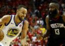 Com'è finita gara-7 dei playoff NBA tra Golden State Warriors e Houston Rockets