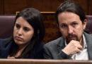 Gli iscritti di Podemos con un referendum hanno dato ragione a Pablo Iglesias e Irene Montero