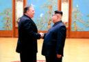 Il segretario di Stato americano Mike Pompeo è di nuovo in viaggio per la Corea del Nord